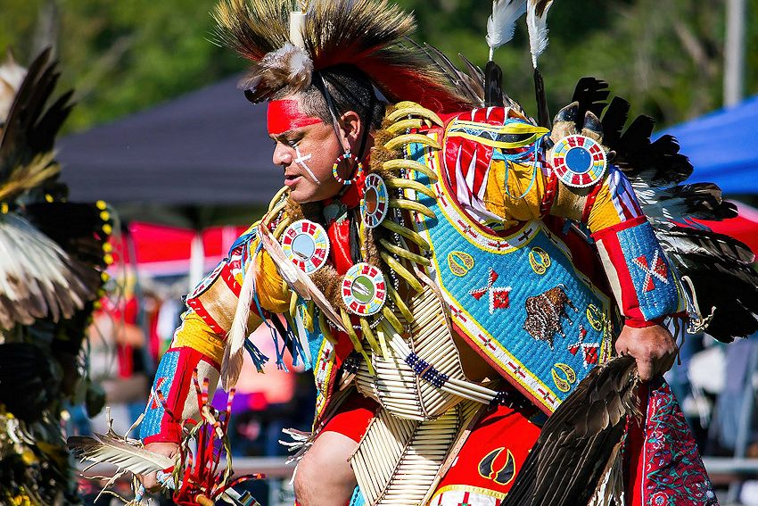 Wyandotte Pow Wow - Wyandotte Nation Pow Wow Grounds
