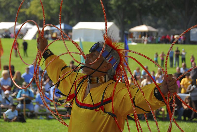Moundville Native American Festival - Moundville Archaeological Park & Museum - Department