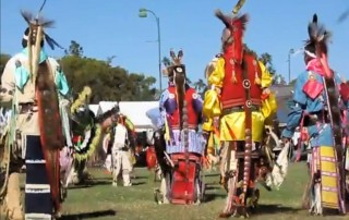 Roy Track Memorial Mesa Pow Wow - Riverview Park - 21st Century Native American