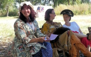 Hunters Widows Rendezvous - Tallow River Trappers - Fort Lupton - South Platte Valley Historic Park