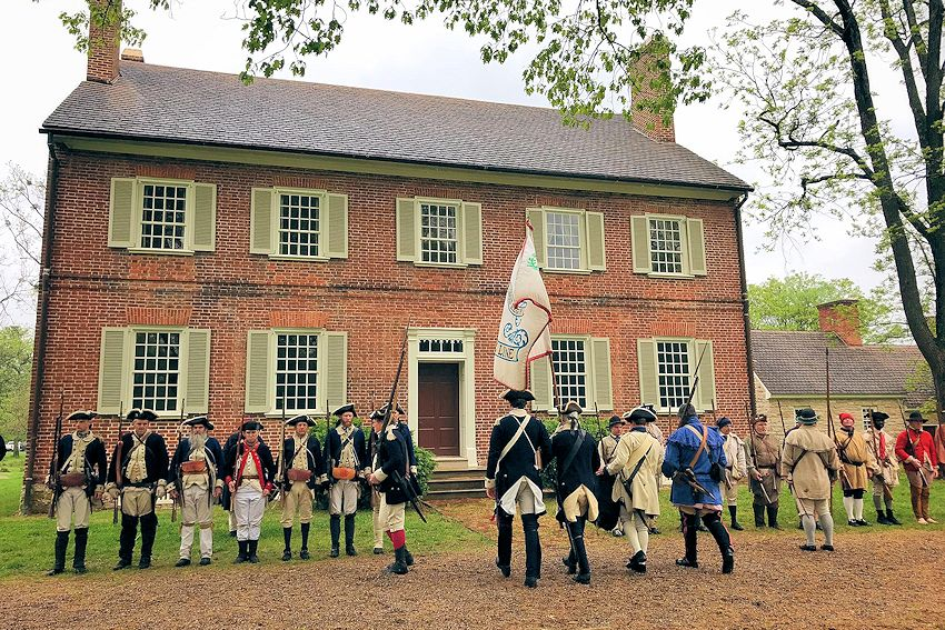 18th Century Thunder Spring Encampment - Historic Locust Grove Inc