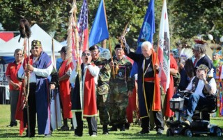NAVA Veterans Appreciation and Heritage Pow Wow - Native American Veterans Association - South Gate Park