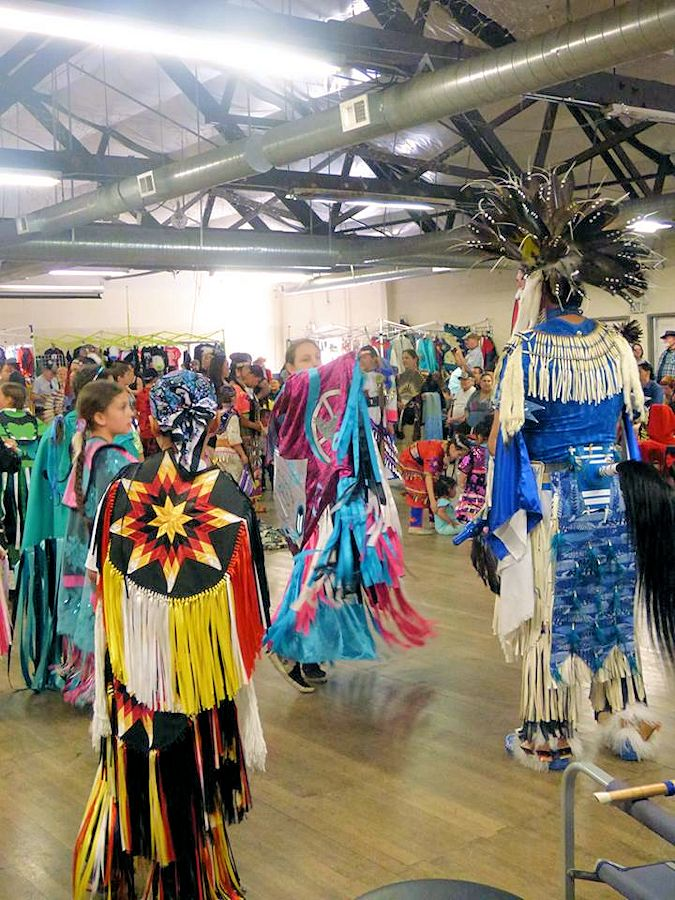 Yuba-Sutter Winter Pow Wow
