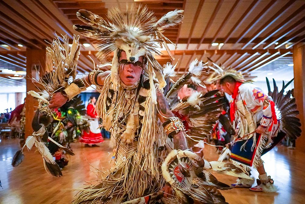 Baltimore American Indian Center Pow Wow - BAIC Pow Wow -Maryland State Fairgrounds 4H Building