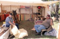 Chief Black Dog's Trail Muzzleloader Club Spring Rendezvous