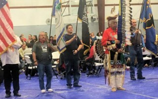 Ho-Chunk Nations New Years Eve Sobriety Pow Wow - Ho-Chunk Nation Distric 1 Community Center