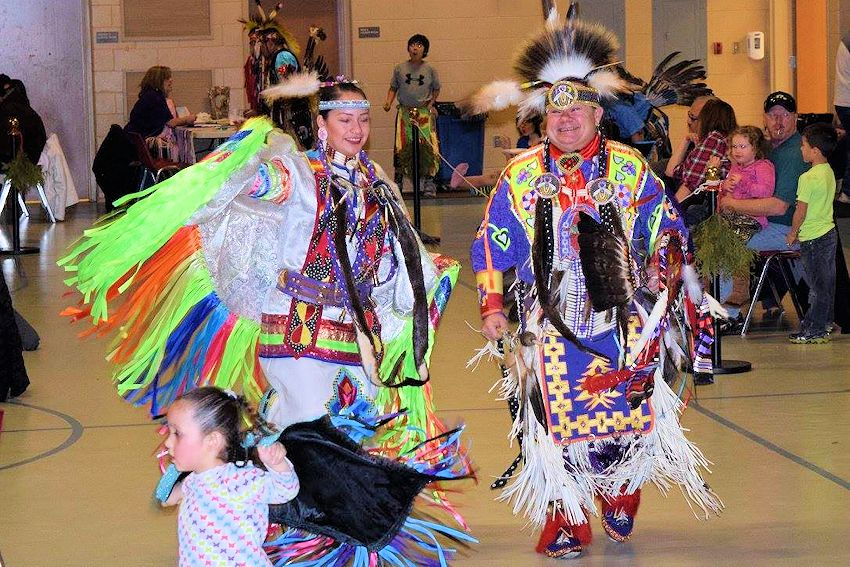 Keweenaw Bay Indian Community Winter Traditional Powwow- KBIC Winter Traditional Powwow - Keweenaw Bay Ojibwa Community College - KBIC Cultural Committee
