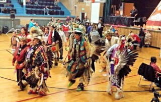 Milwaukee Sobriety Pow Wow Midnight Special - Teaching Lodge at Indian Community School - Milwaukee Indian Education Committee