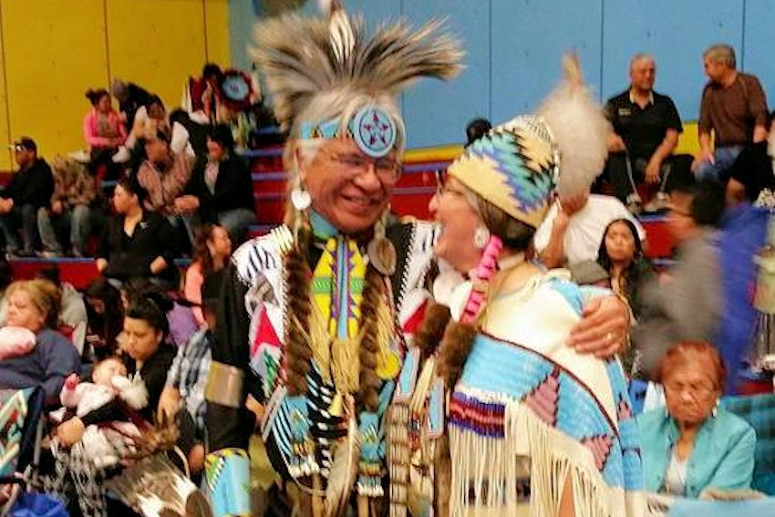 Nespelem New Years Pow Wow - Nespelem Community Center - Collville Confederated Tribes