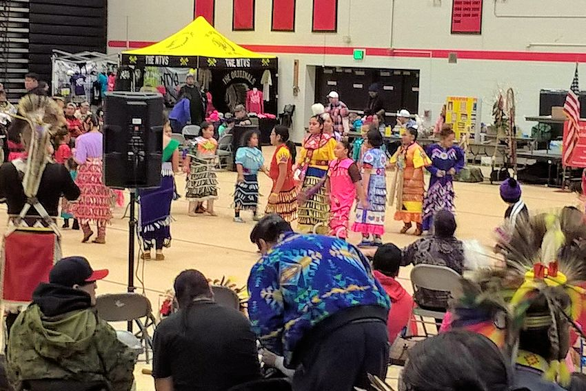 Ain Dah Yung Center Cherish the Children Pow Wow - Central High School