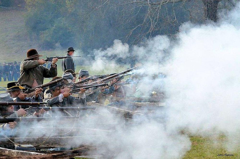2019 Battles for the Armory Reenactment | Tallahassee