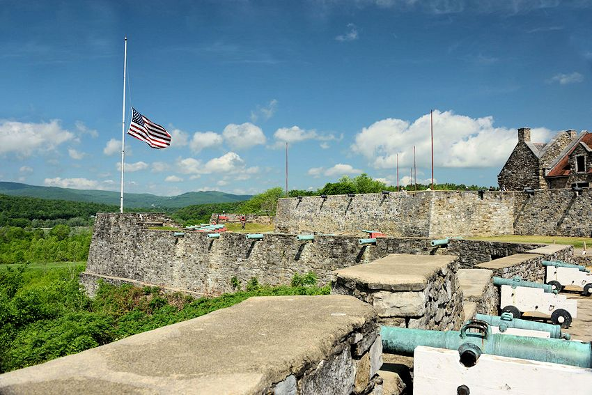 Fort Ticonderoga Memorial Day Weekend