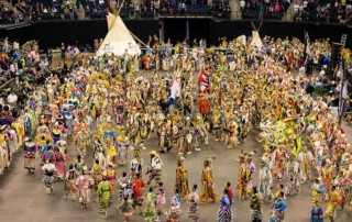 Manito Ahbee International Pow Wow - RBC Convention Centre - Casinos of Winnipeg - Manito Ahbee Festival