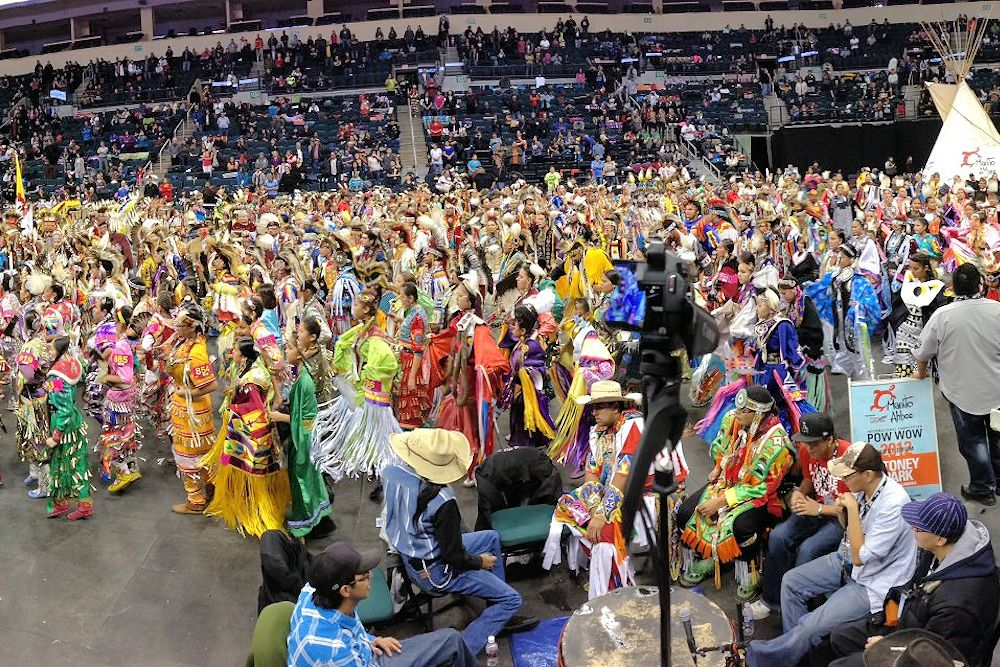 Manito Ahbee International Pow Wow