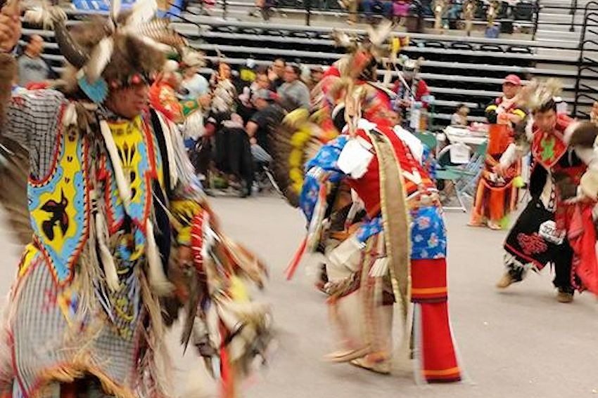 UVU Pow Wow - Utah Valley University Pow Wow - Rebecca Lockhart Arena - Native Wolverine Association