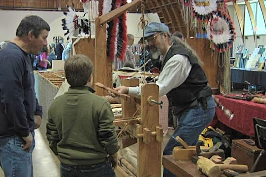 Frontier Heritage Fair - Fort Umpqua Muzzleloaders - Lane County Fairgrounds - Fort Umpqua Muzzleloaders Frontier Heritage Fair