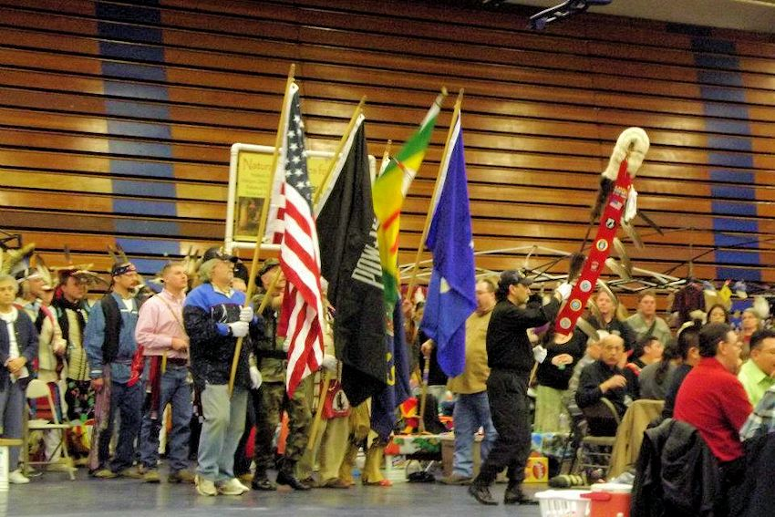 Indian Council of Many Nations Winter Pow Wow - ICMN Winter Pow Wow - Missouri National Guard Armory
