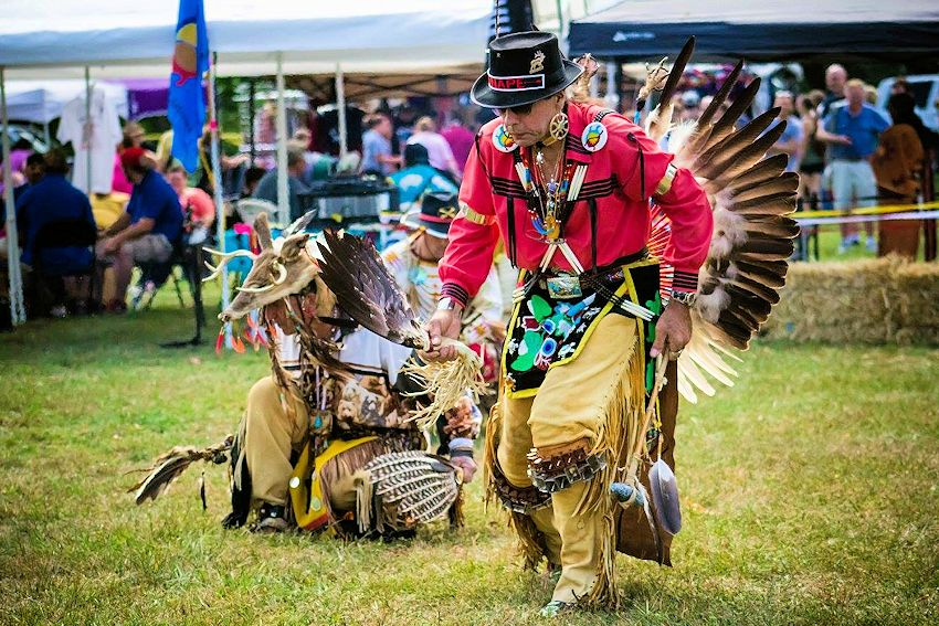Muddy Run Pow Wow - Lawilowan American Indian Festival Inc -Muddy Run Park