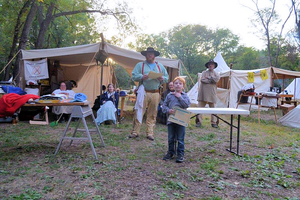 Pipe Creek Station Rendezvous