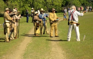 Sonoma Valley Muzzle Loaders Rendezvous