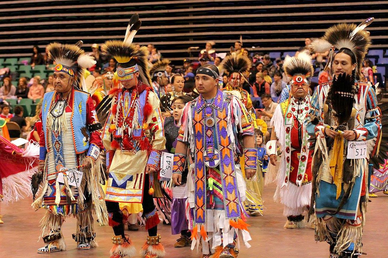 Minot State University Spring Powwow and Honor Dance Celebration