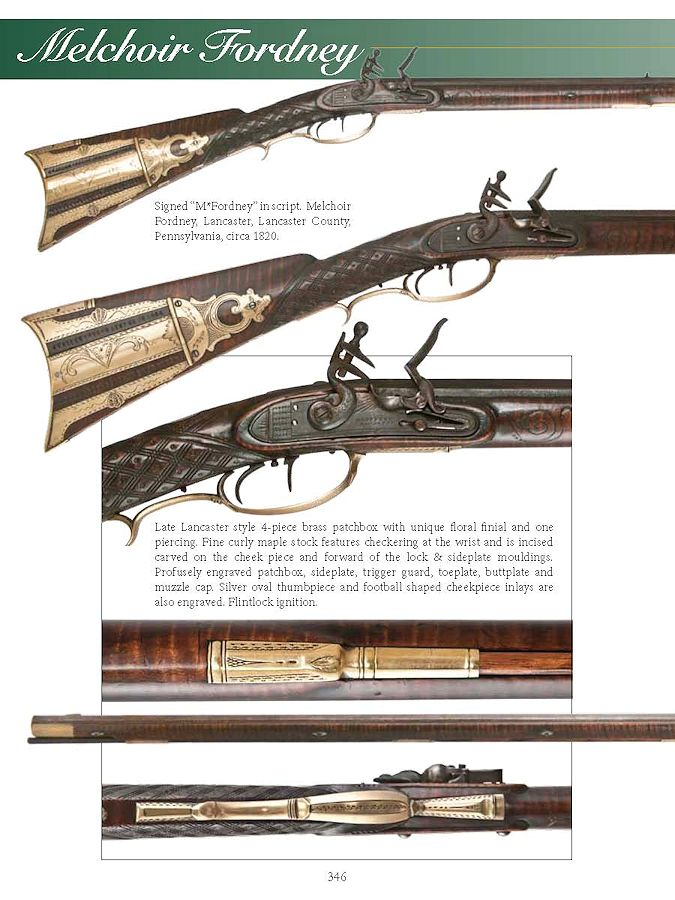 Thoughts on the Kentucky Rifle in Its Golden Age