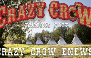 Crazy Crow Trading Post ENEWS Friday April 13 2018