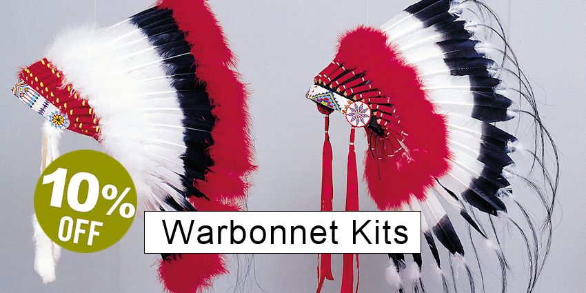 Crazy Crow Trading Post Crow Calls Sale May-June 2018 - Warbonnet Kits