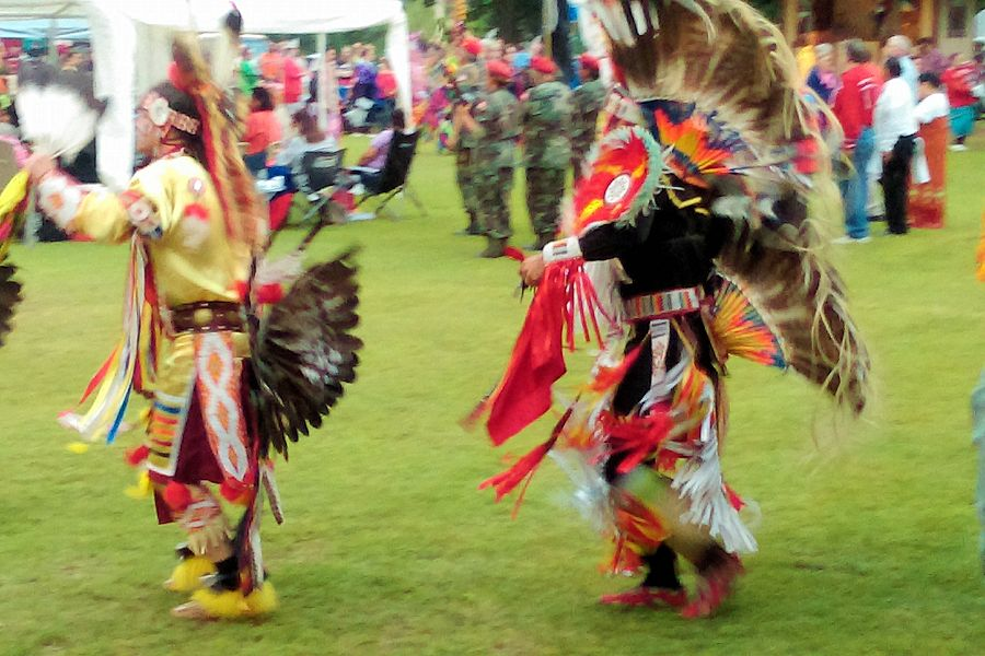 Delaware Pow Wow Memorial Day Weekend - Delaware Pow Wow Committee - Fred Fall-Leaf Memorial Campgrounds