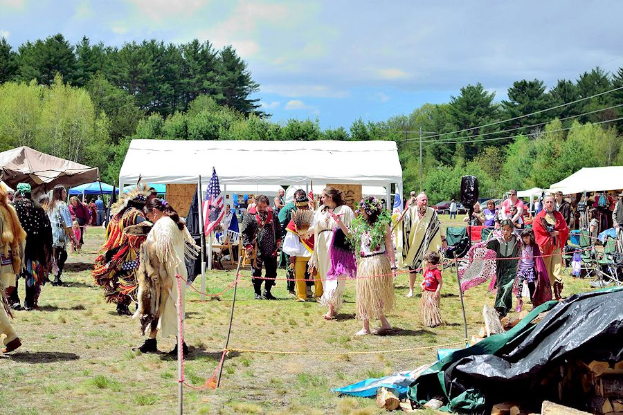 Honoring of the Elders Pow Wow - Tamworth Camping Area