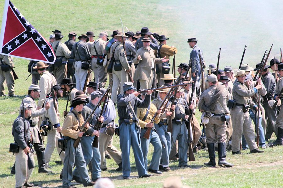Jackson Civil War Muster Photo Gallery