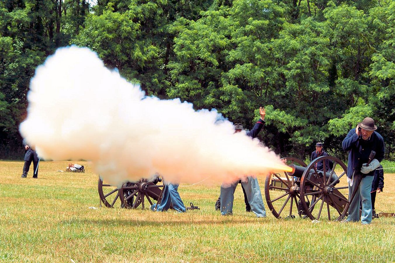 Jackson Civil War Muster