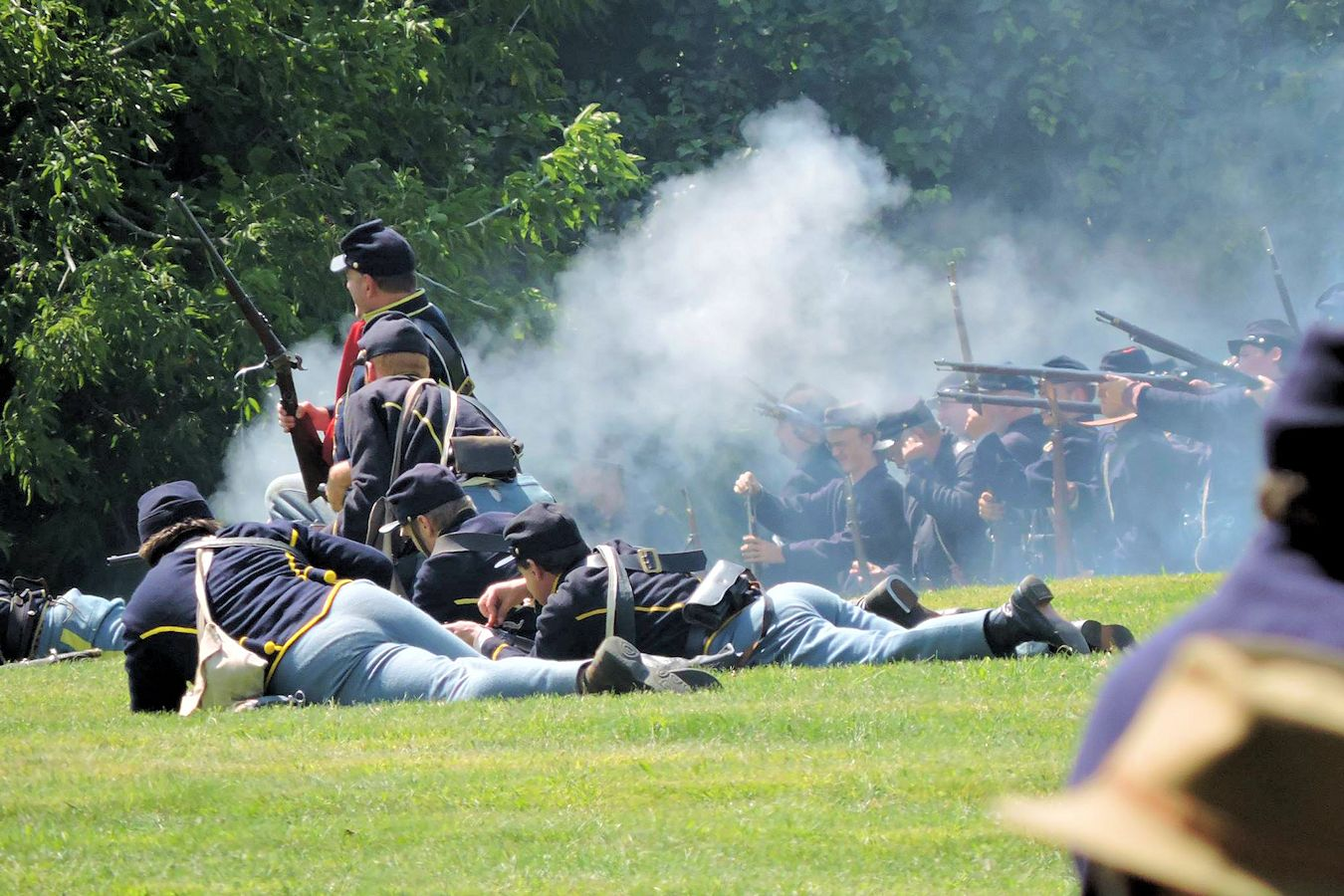 Jackson Civil War Reenactment