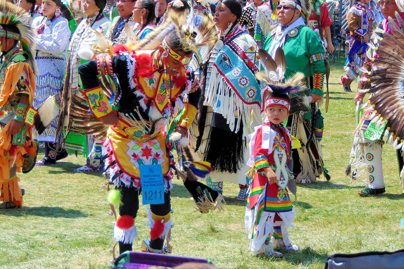 Prairie Island Summer Pow Wow Wacipi Celebration