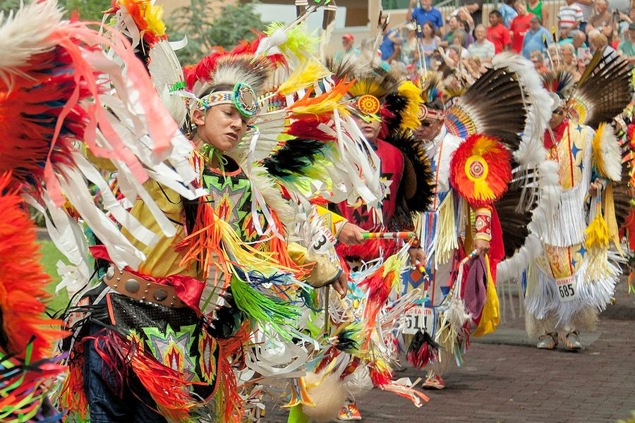 Red Earth Festival and Pow Wow - Cox Convention Center Arena - Red Earth Inc