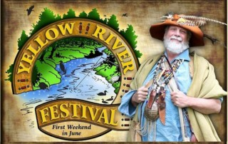Yellow River Festival - River Park Square - Marshal County Tourism
