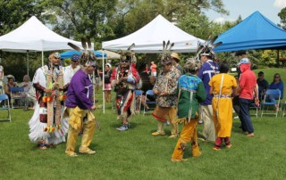 Nin Os Kom Tin Aboriginal Celebration - Fairy Lake