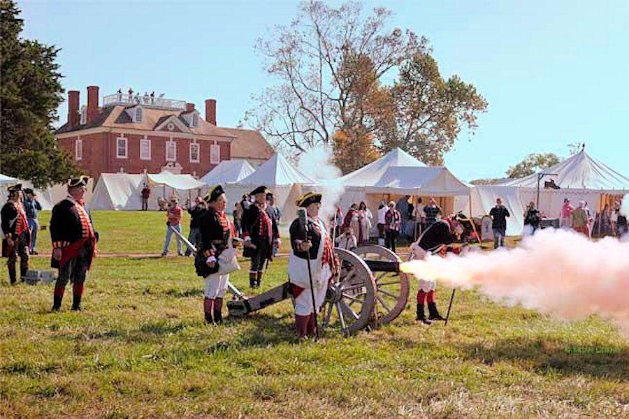 Battle of Mount Harmon Revolutionary War Reenactment & Colonial Festival