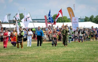 Embody the Spirit - Downsview Park - Aboriginal Sport and Wellness Council of Ontario (ASWCO)