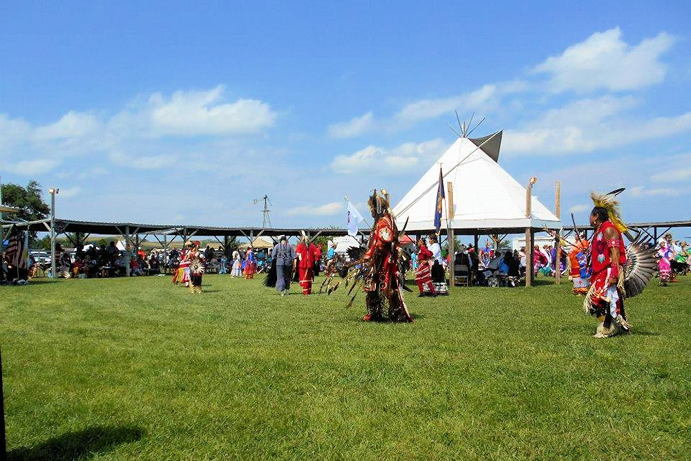 Ponca Tribe of Nebraska Pow Wow