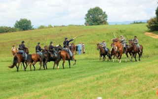 Waynesboro At War Civil War Weekend Reenactment - Coyner Springs Park