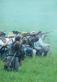 Battle of Tunnel Hill Reenactment