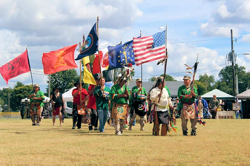 Bluff City Pow Wow - Rockport City Park