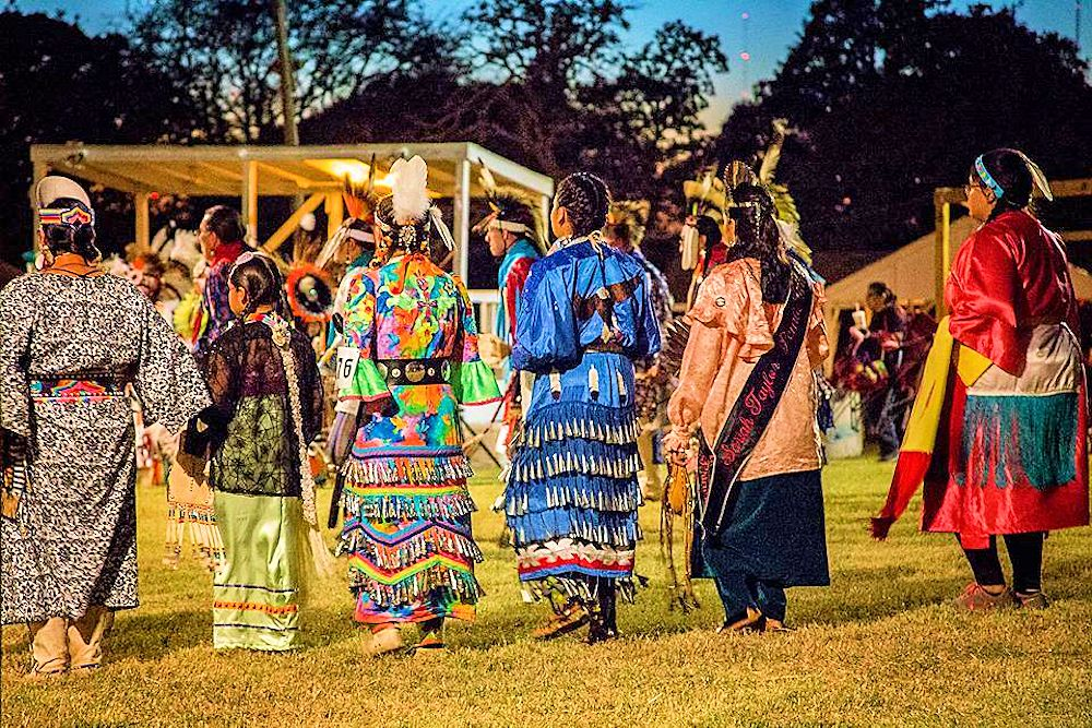 OKC Pow Wow Club Fall Benefit - Indian Hills Pow Wow Grounds - Oklahoma City Pow Wow Club