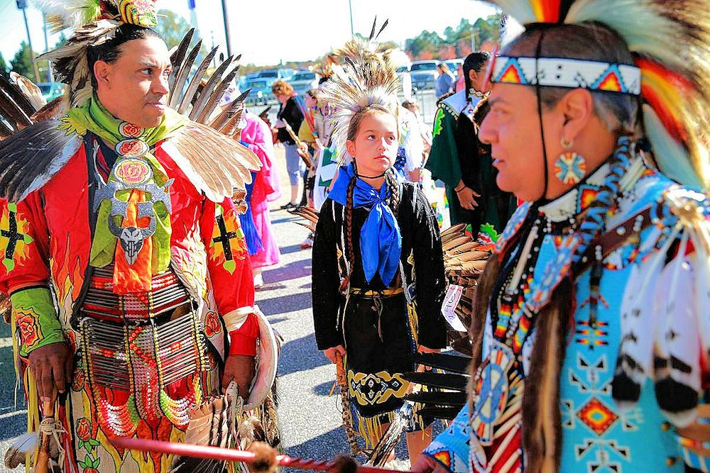 Richmond Great American Indian Exposition Pow Wow and Show