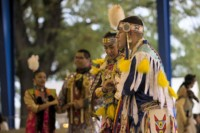 Richmond Great American Indian Exposition Pow Wow & Show - Native Opportunity Way - Richmond International Raceway
