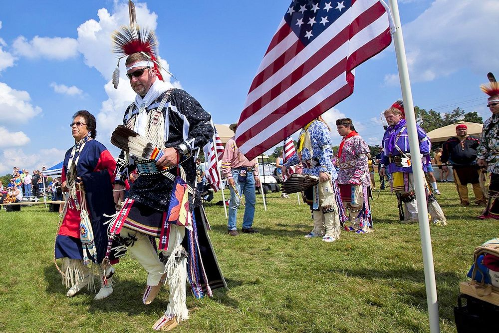 Andersontown Powwow &  Indian Market Gallery
