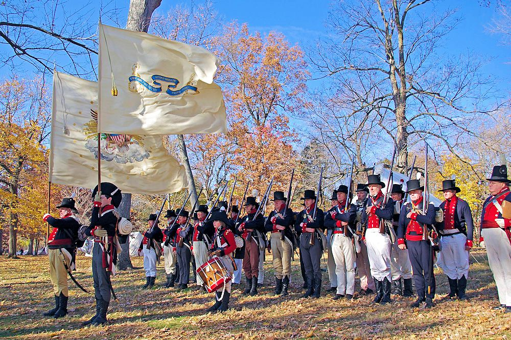 Battle of Tippecanoe Commemoration - Tippecanoe Battlefield - Tippecanoe County Historical Association