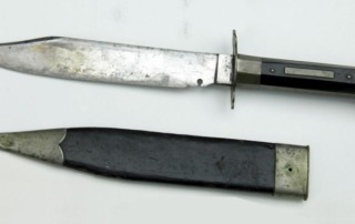 William Butcher of Shefield Bowie Knife - Bowie Knife Origins: A Brief History