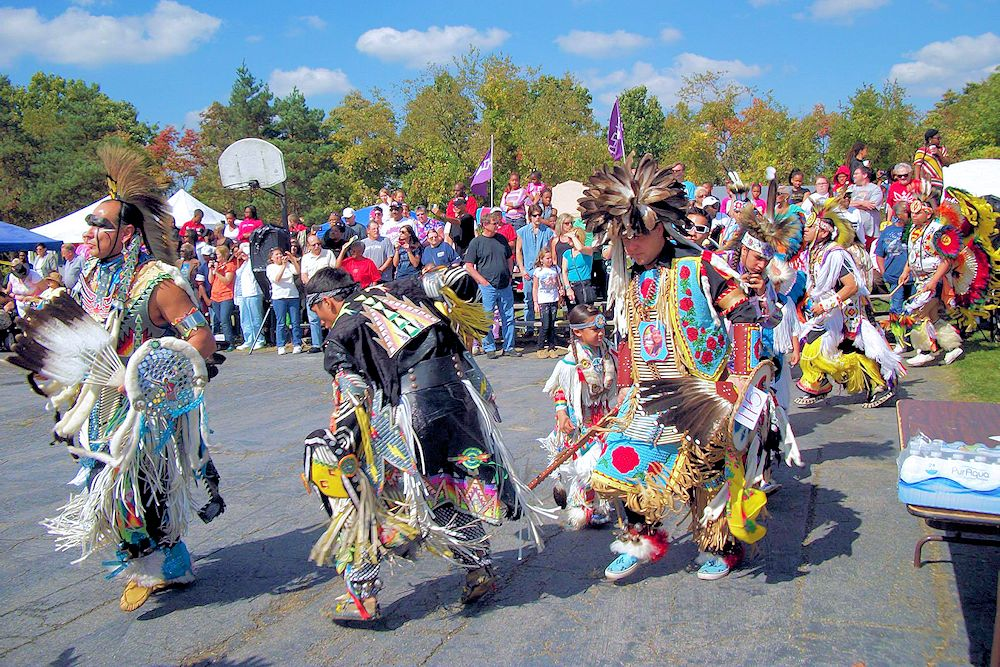 COTRAIC Pow Wow - Council of Three Rivers American Indian Center